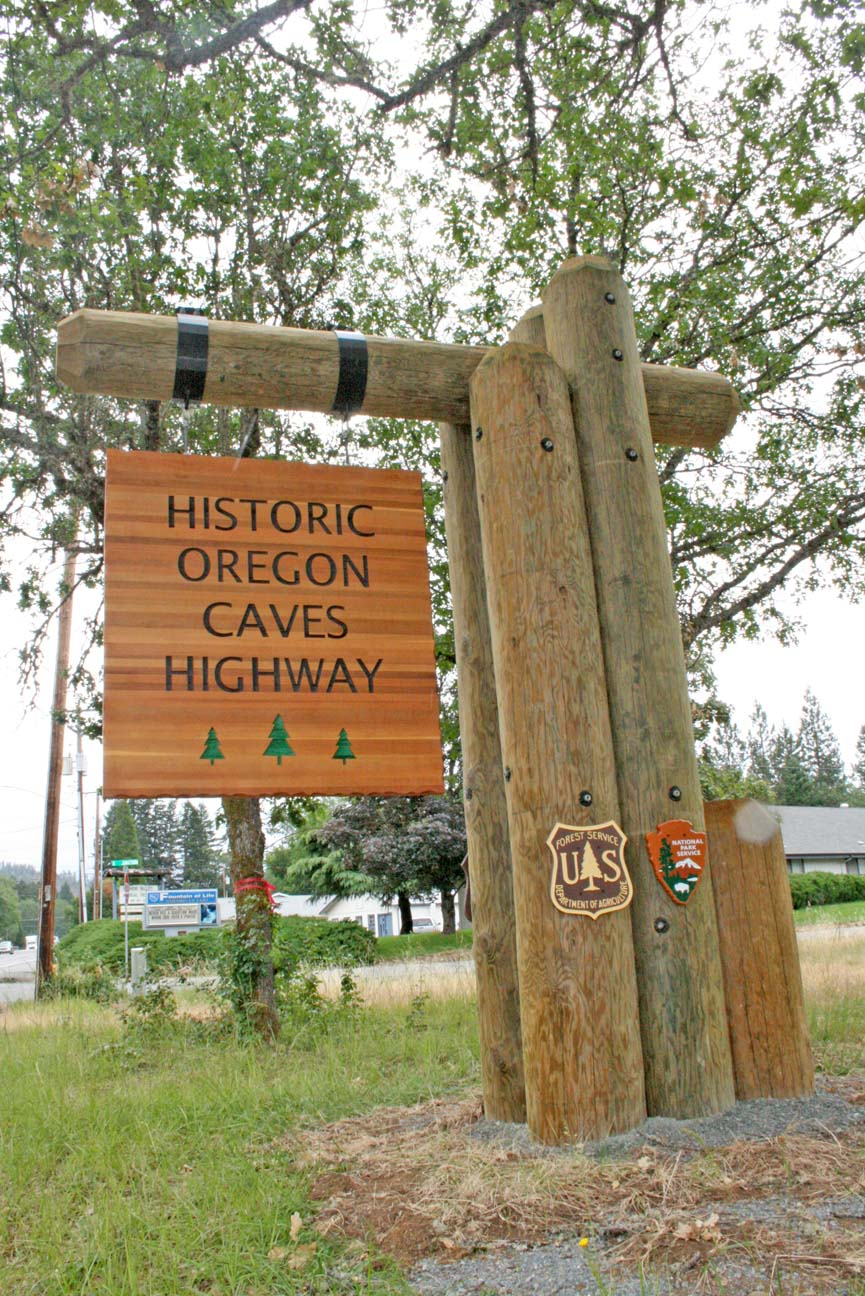 Redwood Signage