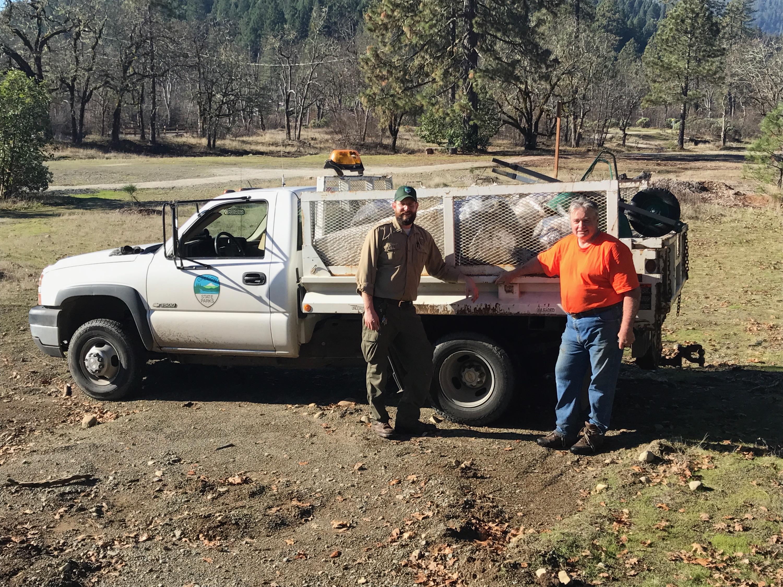 Forks State Park Clean Up