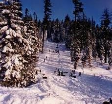 Page Mountian Snow Park