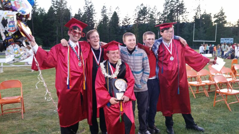 IV High Graduates